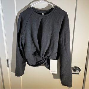 lululemon Tuck & Gather Pullover